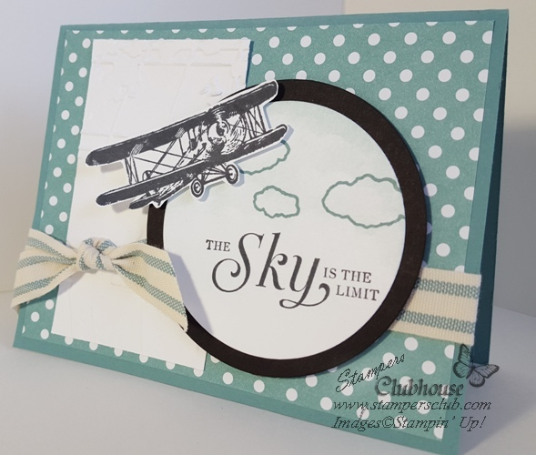 Sky is the Limit _stampers club