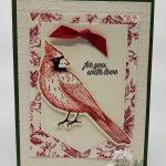 Christams Cardinal